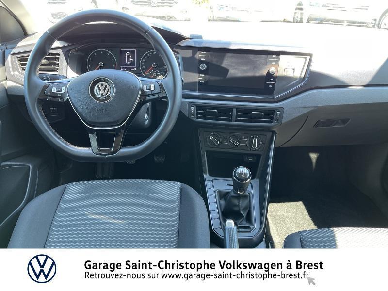 Photo 6 de l'offre de VOLKSWAGEN Polo 1.0 80ch Business Euro6dT à 15370€ chez Garage Saint Christophe - Volkswagen Brest
