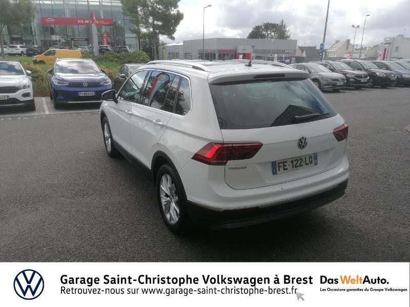 Photo 3 de l'offre de VOLKSWAGEN Tiguan 2.0 TDI 150ch Carat DSG7 Euro6d-T à 29850€ chez Garage Saint Christophe - Volkswagen Brest