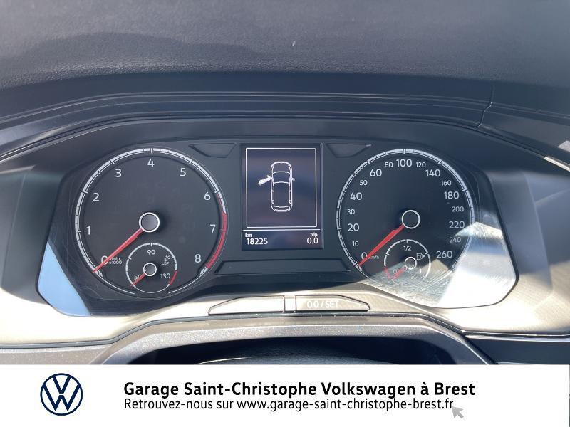 Photo 9 de l'offre de VOLKSWAGEN Polo 1.0 80ch Business Euro6dT à 15370€ chez Garage Saint Christophe - Volkswagen Brest