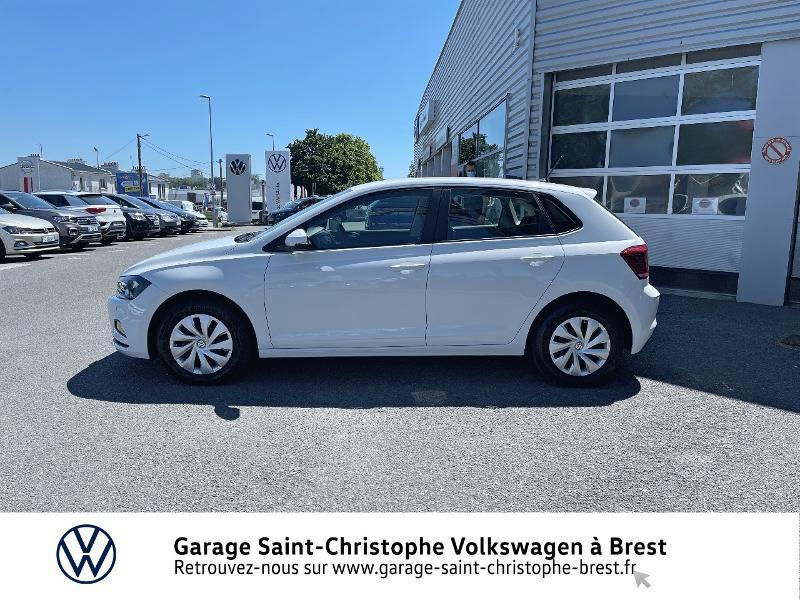 Photo 2 de l'offre de VOLKSWAGEN Polo 1.0 80ch Business Euro6dT à 15370€ chez Garage Saint Christophe - Volkswagen Brest