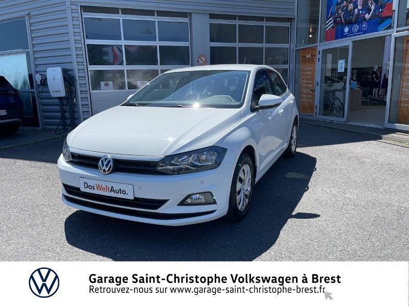 Photo 18 de l'offre de VOLKSWAGEN Polo 1.0 80ch Business Euro6dT à 15370€ chez Garage Saint Christophe - Volkswagen Brest