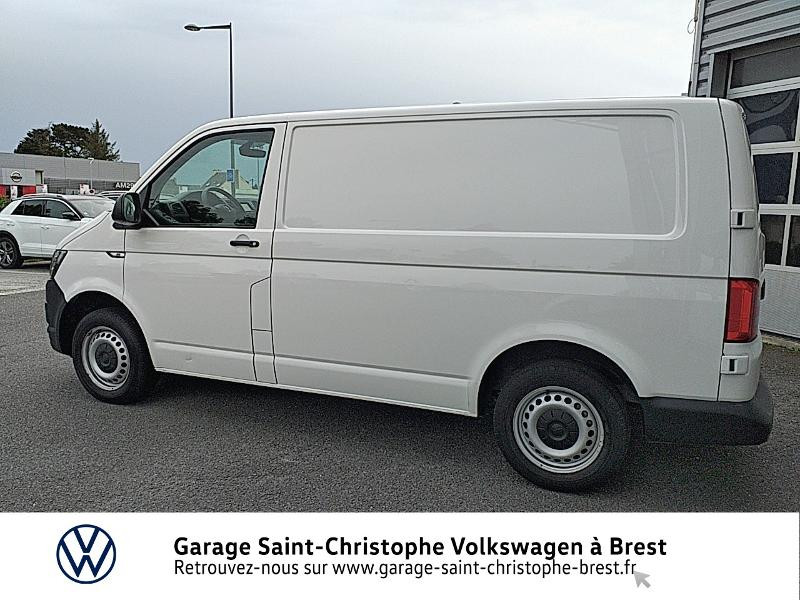 Photo 3 de l'offre de VOLKSWAGEN Transporter Fg 2.8T L1H1 2.0 TDI 102ch Business Line à 22370€ chez Garage Saint Christophe - Volkswagen Brest