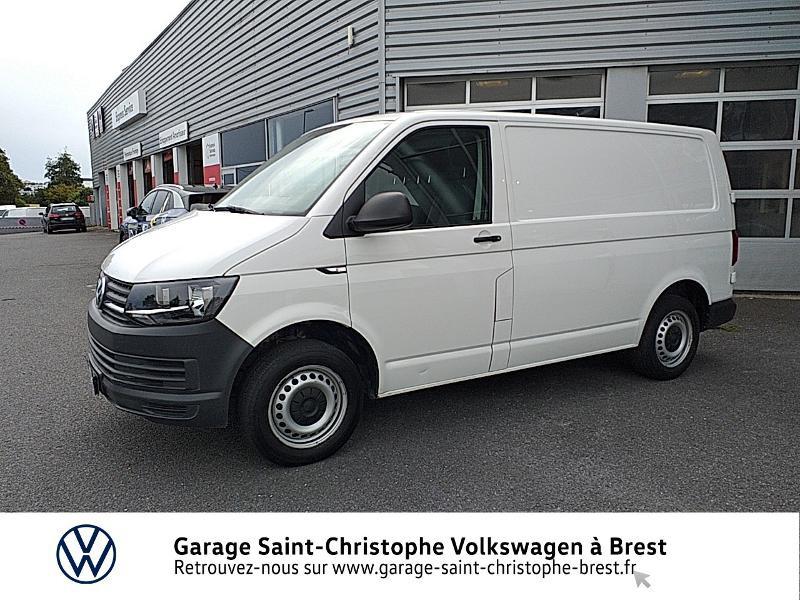 Photo 19 de l'offre de VOLKSWAGEN Transporter Fg 2.8T L1H1 2.0 TDI 102ch Business Line à 22370€ chez Garage Saint Christophe - Volkswagen Brest