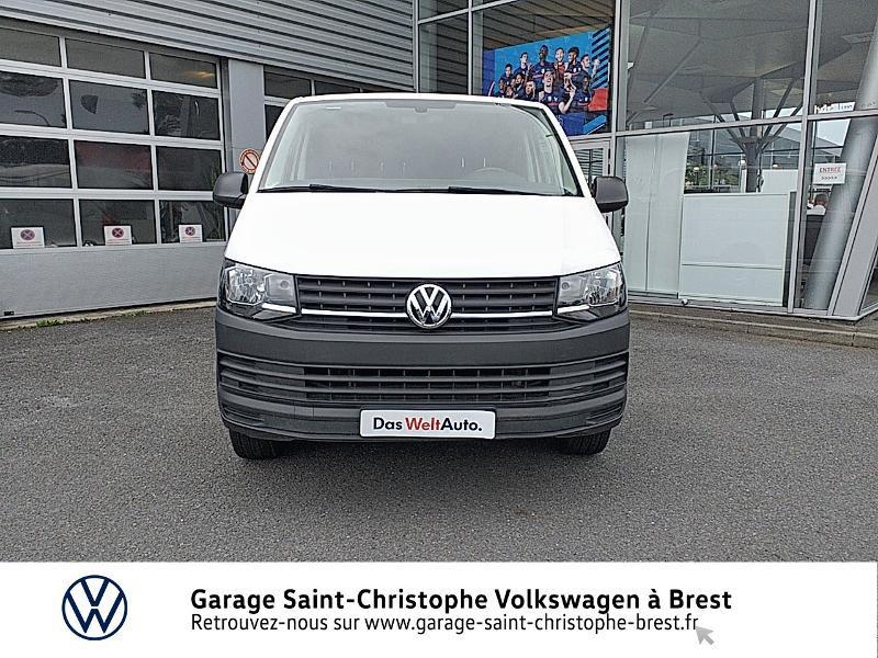 Photo 5 de l'offre de VOLKSWAGEN Transporter Fg 2.8T L1H1 2.0 TDI 102ch Business Line à 22370€ chez Garage Saint Christophe - Volkswagen Brest