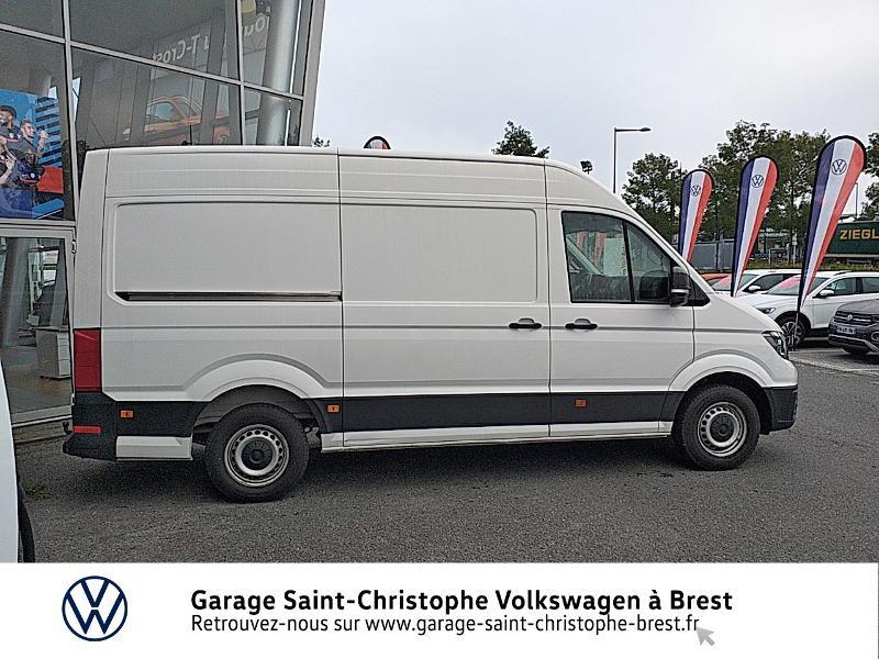 Photo 4 de l'offre de VOLKSWAGEN Crafter Fg 30 L3H3 2.0 TDI 140ch Business Line Traction à 23450€ chez Garage Saint Christophe - Volkswagen Brest