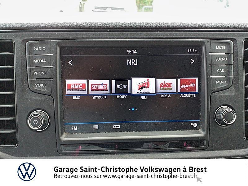 Photo 8 de l'offre de VOLKSWAGEN Crafter Fg 30 L3H3 2.0 TDI 140ch Business Line Traction à 23450€ chez Garage Saint Christophe - Volkswagen Brest