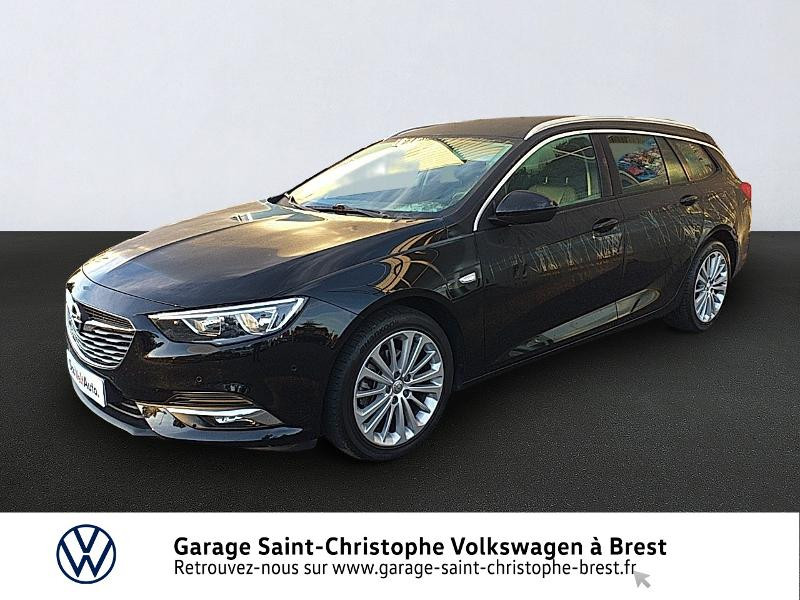 Opel Insignia Sp Tourer 1.6 D 136ch Elite Diesel NOIR Occasion à vendre