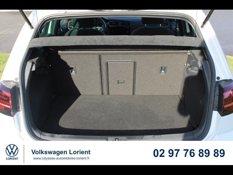 Photo 10 de l'offre de VOLKSWAGEN Golf 1.4 TSI 204ch Hybride Rechargeable GTE DSG6 Euro6d-T 5p à 29990€ chez Odyssée Automobiles - Volkswagen Lorient