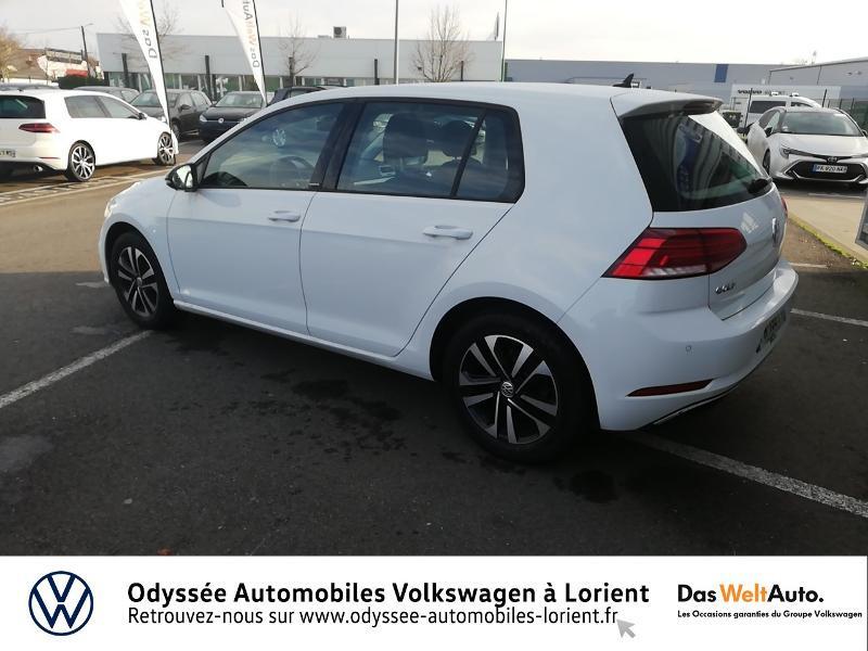 Photo 3 de l'offre de VOLKSWAGEN Golf 1.6 TDI 115ch FAP IQ.Drive Euro6d-T 5p à 20690€ chez Odyssée Automobiles - Volkswagen Lorient