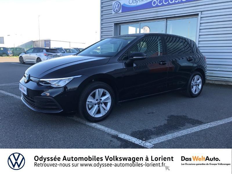 Photo 17 de l'offre de VOLKSWAGEN Golf 2.0 TDI SCR 115ch Life Business 1st 109g à 26490€ chez Odyssée Automobiles - Volkswagen Lorient