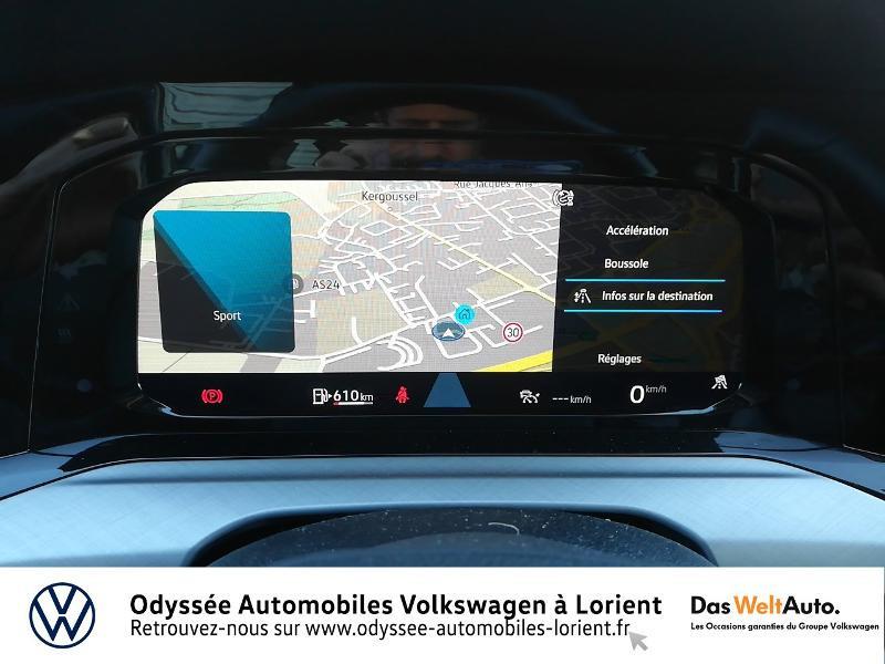 Photo 9 de l'offre de VOLKSWAGEN Golf 1.5 TSI ACT OPF 130ch Life 1st 121g à 23690€ chez Odyssée Automobiles - Volkswagen Lorient