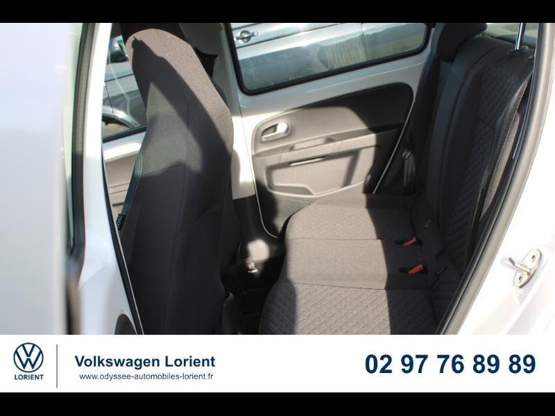 Photo 9 de l'offre de VOLKSWAGEN up! 1.0 60ch BlueMotion Technology IQ.Drive 5p Euro6d-T à 11990€ chez Odyssée Automobiles - Volkswagen Lorient