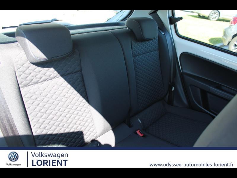 Photo 6 de l'offre de VOLKSWAGEN up! 1.0 60ch BlueMotion Technology IQ.Drive 5p Euro6d-T à 12990€ chez Odyssée Automobiles - Volkswagen Lorient