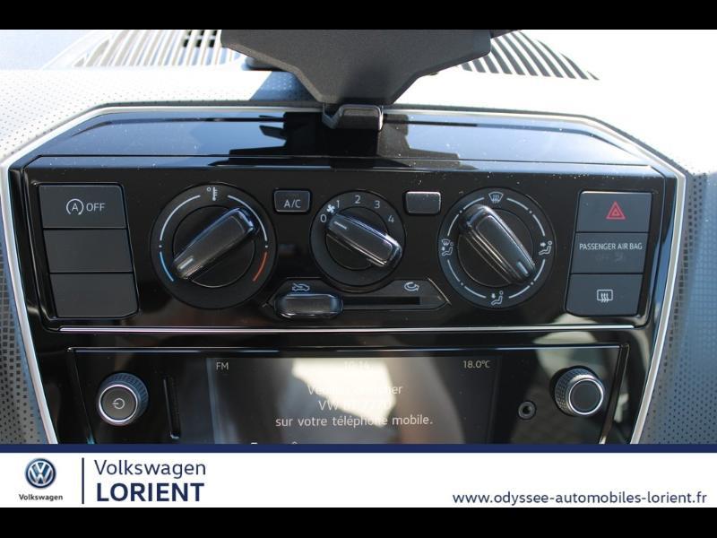 Photo 12 de l'offre de VOLKSWAGEN up! 1.0 60ch BlueMotion Technology IQ.Drive 5p Euro6d-T à 12990€ chez Odyssée Automobiles - Volkswagen Lorient