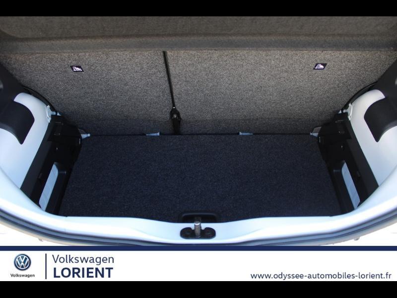 Photo 8 de l'offre de VOLKSWAGEN up! 1.0 60ch BlueMotion Technology IQ.Drive 5p Euro6d-T à 12990€ chez Odyssée Automobiles - Volkswagen Lorient