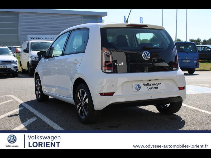 Photo 3 de l'offre de VOLKSWAGEN up! 1.0 60ch BlueMotion Technology IQ.Drive 5p Euro6d-T à 12990€ chez Odyssée Automobiles - Volkswagen Lorient