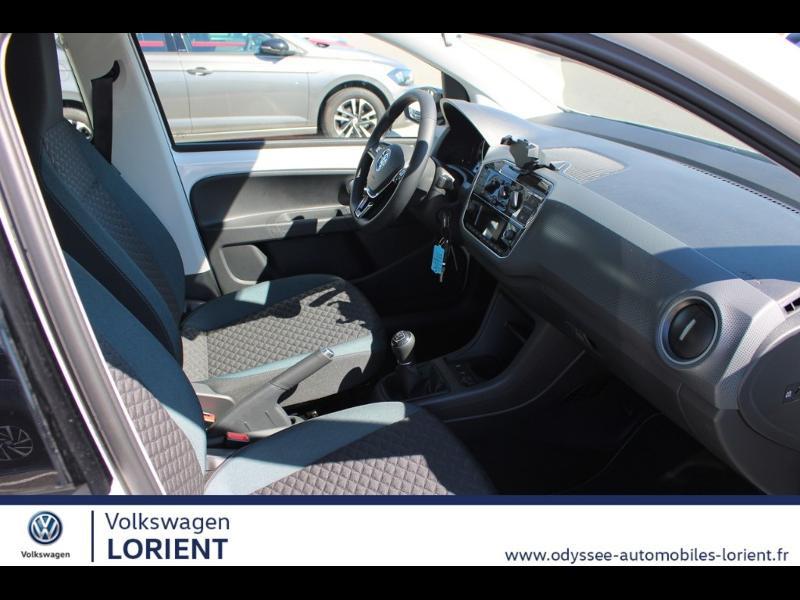 Photo 5 de l'offre de VOLKSWAGEN up! 1.0 60ch BlueMotion Technology IQ.Drive 5p Euro6d-T à 12990€ chez Odyssée Automobiles - Volkswagen Lorient