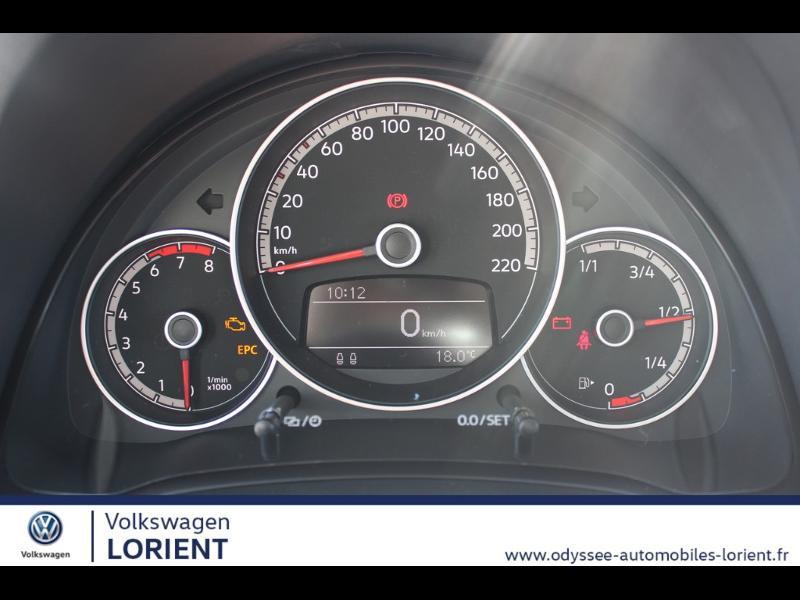 Photo 9 de l'offre de VOLKSWAGEN up! 1.0 60ch BlueMotion Technology IQ.Drive 5p Euro6d-T à 12990€ chez Odyssée Automobiles - Volkswagen Lorient