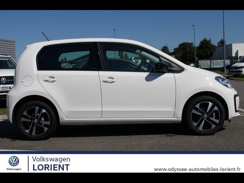 Photo 2 de l'offre de VOLKSWAGEN up! 1.0 60ch BlueMotion Technology IQ.Drive 5p Euro6d-T à 12990€ chez Odyssée Automobiles - Volkswagen Lorient