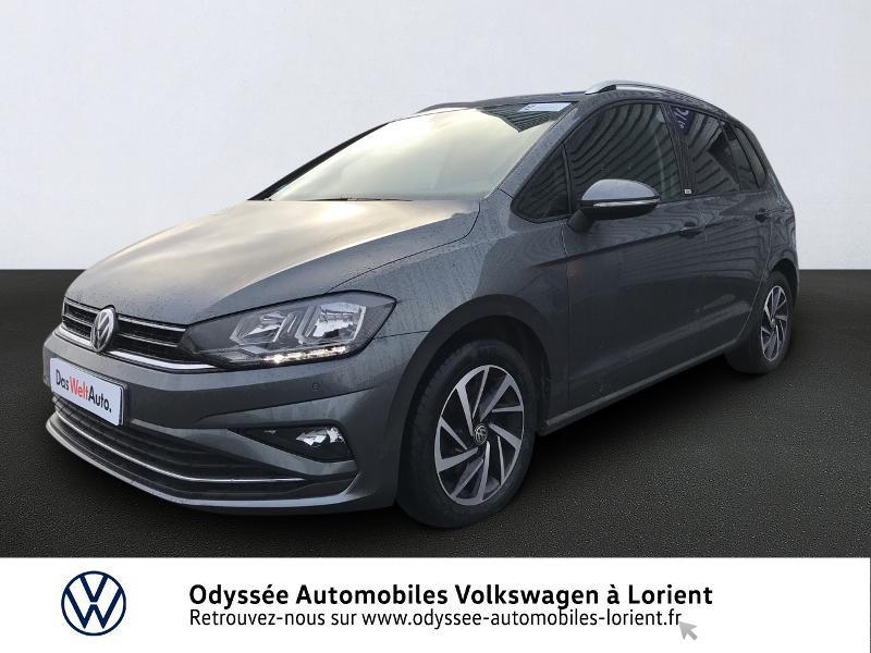 Volkswagen Golf Sportsvan 1.0 TSI 110ch BlueMotion Technology Connect Essence GRIS INDIUM METAL Occasion à vendre