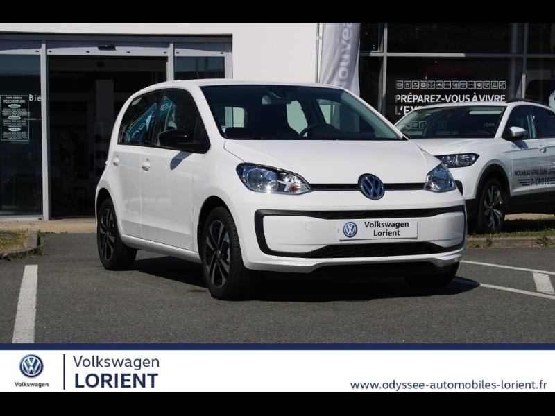 Volkswagen up! 1.0 60ch BlueMotion Technology IQ.Drive 5p Euro6d-T Essence BLANC CANDY Occasion à vendre
