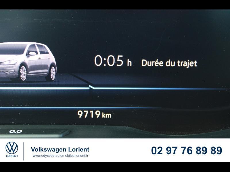 Photo 8 de l'offre de VOLKSWAGEN Golf 1.4 TSI 204ch Hybride Rechargeable GTE DSG6 Euro6d-T 5p à 29990€ chez Odyssée Automobiles - Volkswagen Lorient