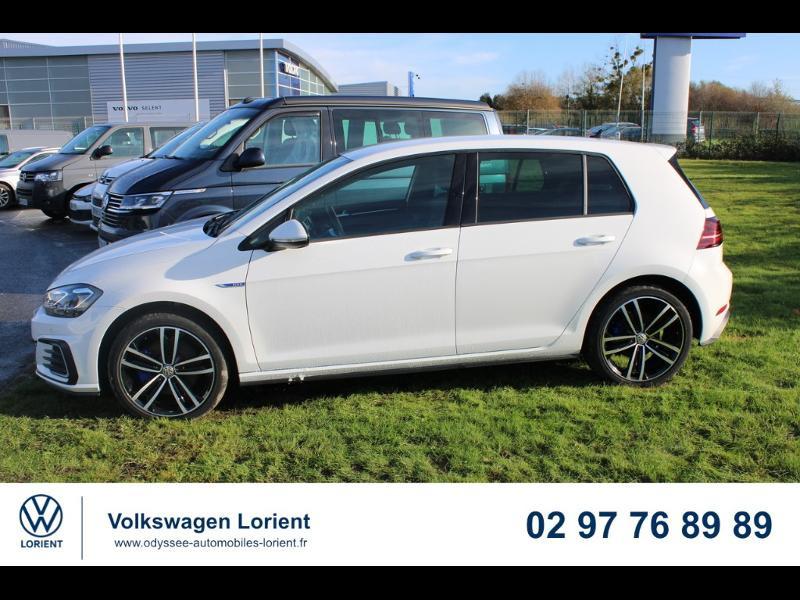 Photo 3 de l'offre de VOLKSWAGEN Golf 1.4 TSI 204ch Hybride Rechargeable GTE DSG6 Euro6d-T 5p à 29990€ chez Odyssée Automobiles - Volkswagen Lorient
