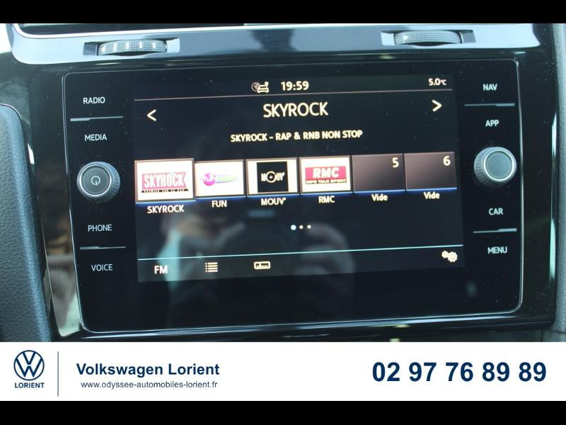 Photo 6 de l'offre de VOLKSWAGEN Golf 1.4 TSI 204ch Hybride Rechargeable GTE DSG6 Euro6d-T 5p à 29990€ chez Odyssée Automobiles - Volkswagen Lorient