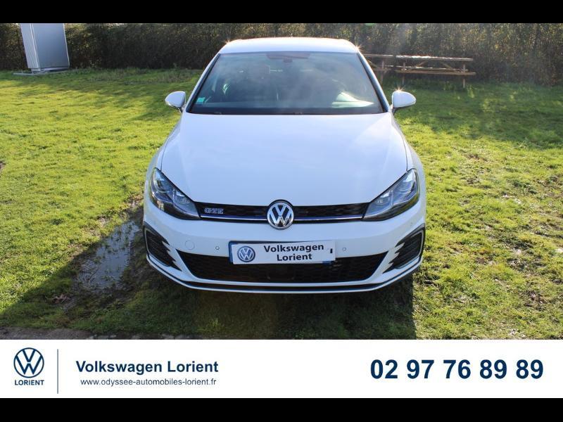 Photo 2 de l'offre de VOLKSWAGEN Golf 1.4 TSI 204ch Hybride Rechargeable GTE DSG6 Euro6d-T 5p à 29990€ chez Odyssée Automobiles - Volkswagen Lorient