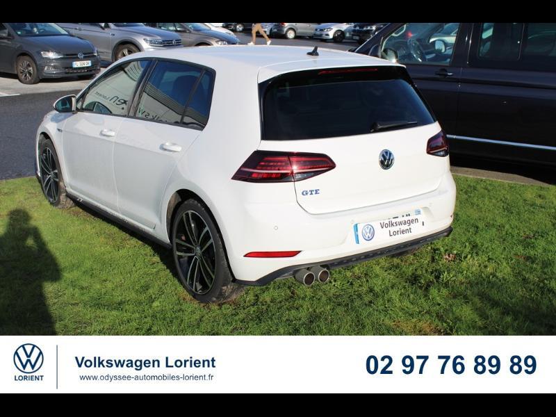 Photo 4 de l'offre de VOLKSWAGEN Golf 1.4 TSI 204ch Hybride Rechargeable GTE DSG6 Euro6d-T 5p à 29990€ chez Odyssée Automobiles - Volkswagen Lorient