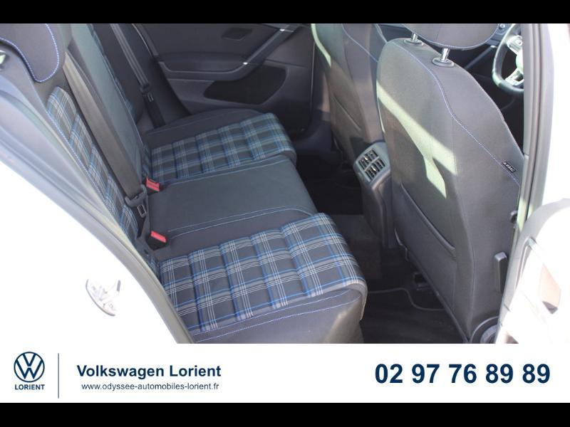 Photo 9 de l'offre de VOLKSWAGEN Golf 1.4 TSI 204ch Hybride Rechargeable GTE DSG6 Euro6d-T 5p à 29990€ chez Odyssée Automobiles - Volkswagen Lorient