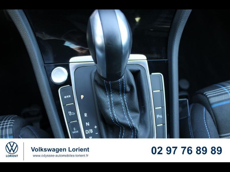 Photo 7 de l'offre de VOLKSWAGEN Golf 1.4 TSI 204ch Hybride Rechargeable GTE DSG6 Euro6d-T 5p à 29990€ chez Odyssée Automobiles - Volkswagen Lorient