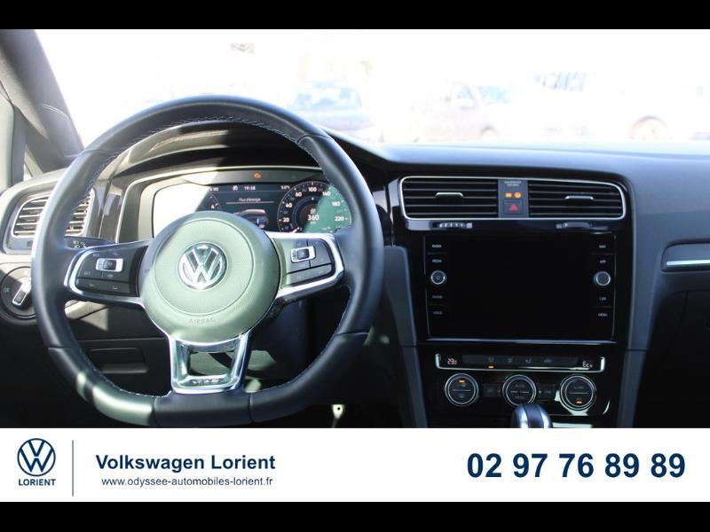 Photo 5 de l'offre de VOLKSWAGEN Golf 1.4 TSI 204ch Hybride Rechargeable GTE DSG6 Euro6d-T 5p à 29990€ chez Odyssée Automobiles - Volkswagen Lorient