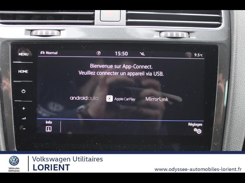 Photo 8 de l'offre de VOLKSWAGEN e-Golf 136ch 8cv à 22990€ chez Odyssée Automobiles - Volkswagen Lorient