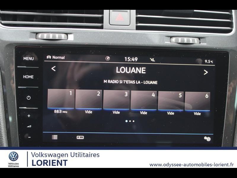 Photo 6 de l'offre de VOLKSWAGEN e-Golf 136ch 8cv à 22990€ chez Odyssée Automobiles - Volkswagen Lorient