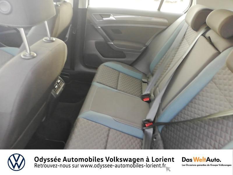 Photo 11 de l'offre de VOLKSWAGEN Golf 1.6 TDI 115ch FAP IQ.Drive Euro6d-T 5p à 20690€ chez Odyssée Automobiles - Volkswagen Lorient