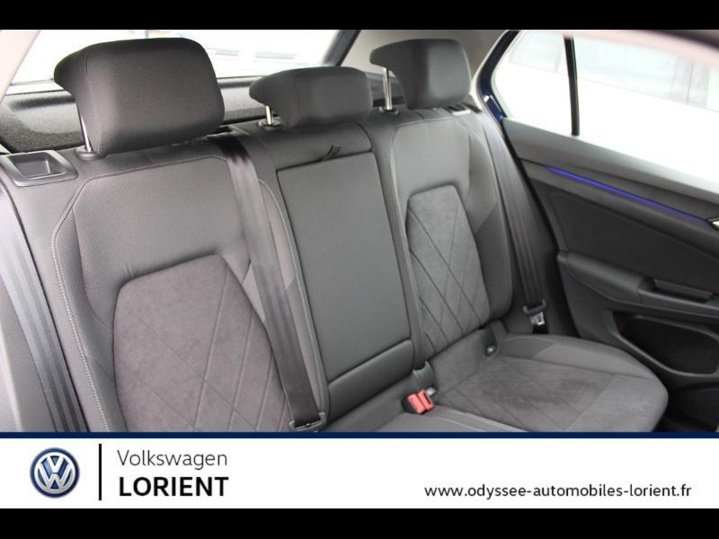 Photo 5 de l'offre de VOLKSWAGEN Golf 8 1.5 TSI Mild Hybrid 150 ch DSG7 Style à 32990€ chez Odyssée Automobiles - Volkswagen Lorient