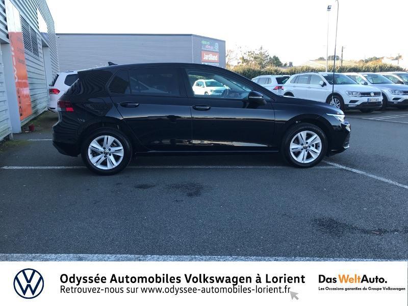 Photo 4 de l'offre de VOLKSWAGEN Golf 2.0 TDI SCR 115ch Life Business 1st 109g à 26490€ chez Odyssée Automobiles - Volkswagen Lorient