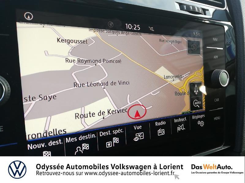 Photo 8 de l'offre de VOLKSWAGEN Golf 1.6 TDI 115ch FAP IQ.Drive Euro6d-T 5p à 20690€ chez Odyssée Automobiles - Volkswagen Lorient