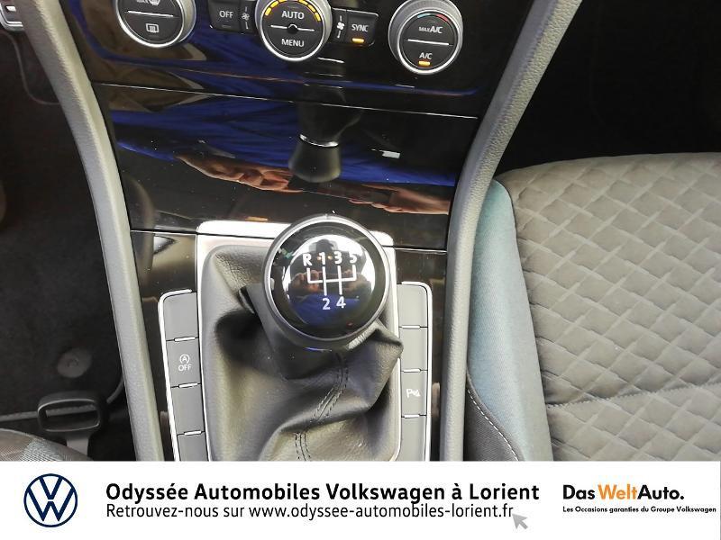 Photo 10 de l'offre de VOLKSWAGEN Golf 1.6 TDI 115ch FAP IQ.Drive Euro6d-T 5p à 20690€ chez Odyssée Automobiles - Volkswagen Lorient