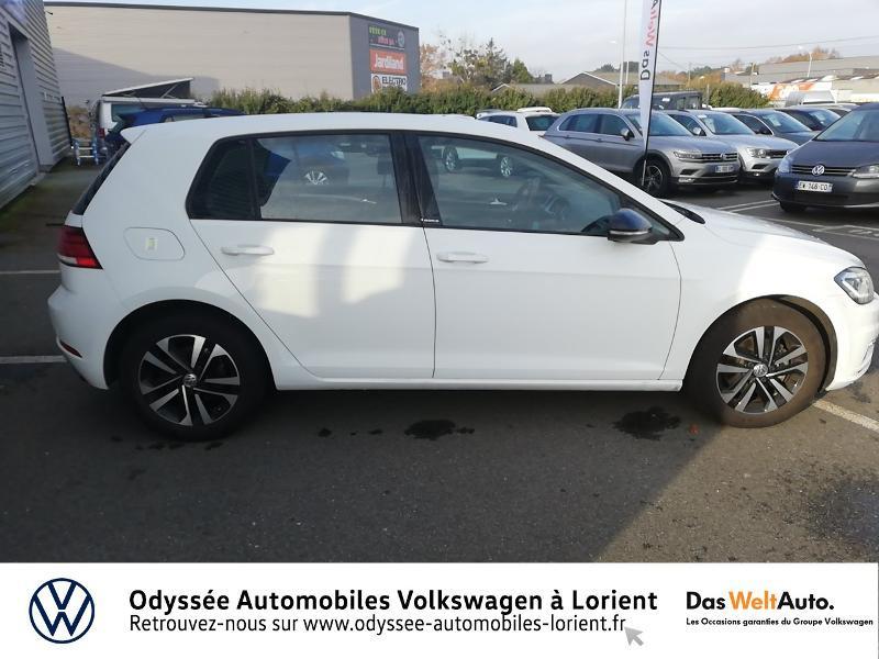 Photo 4 de l'offre de VOLKSWAGEN Golf 1.6 TDI 115ch FAP IQ.Drive Euro6d-T 5p à 20690€ chez Odyssée Automobiles - Volkswagen Lorient