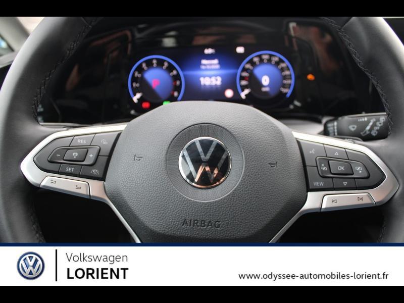 Photo 9 de l'offre de VOLKSWAGEN Golf 8 1.5 TSI Mild Hybrid 150 ch DSG7 Style à 32990€ chez Odyssée Automobiles - Volkswagen Lorient