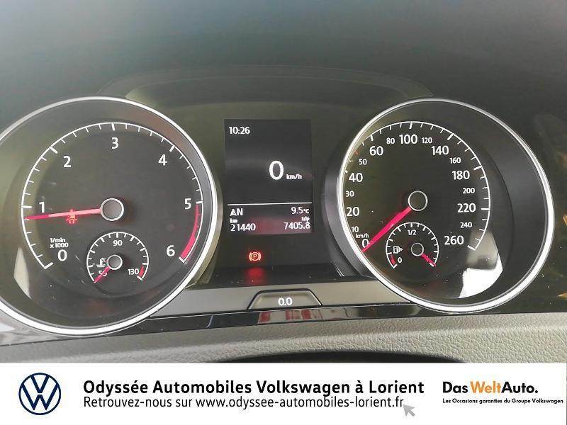 Photo 9 de l'offre de VOLKSWAGEN Golf 1.6 TDI 115ch FAP IQ.Drive Euro6d-T 5p à 20690€ chez Odyssée Automobiles - Volkswagen Lorient
