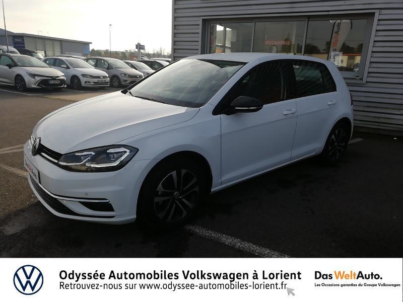 Photo 17 de l'offre de VOLKSWAGEN Golf 1.6 TDI 115ch FAP IQ.Drive Euro6d-T 5p à 20690€ chez Odyssée Automobiles - Volkswagen Lorient