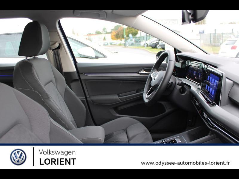 Photo 8 de l'offre de VOLKSWAGEN Golf 8 1.5 TSI Mild Hybrid 150 ch DSG7 Style à 32990€ chez Odyssée Automobiles - Volkswagen Lorient