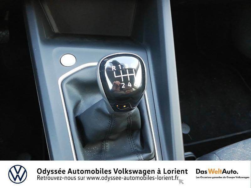 Photo 10 de l'offre de VOLKSWAGEN Golf 1.5 TSI ACT OPF 130ch Life 1st 121g à 23690€ chez Odyssée Automobiles - Volkswagen Lorient