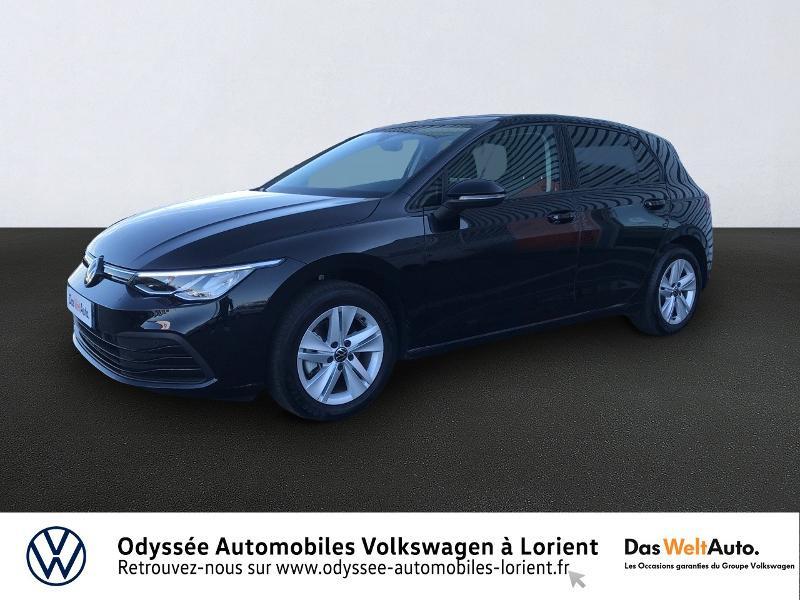 Photo 1 de l'offre de VOLKSWAGEN Golf 2.0 TDI SCR 115ch Life Business 1st 109g à 26490€ chez Odyssée Automobiles - Volkswagen Lorient