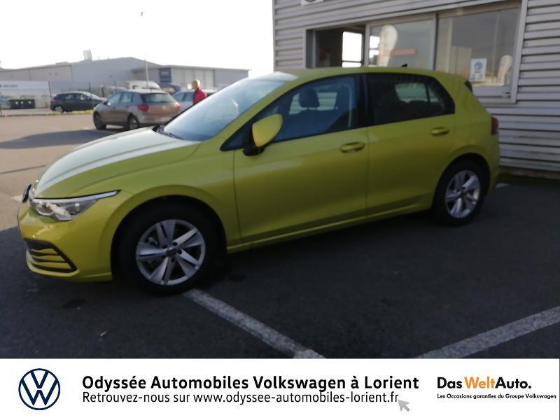 Photo 17 de l'offre de VOLKSWAGEN Golf 1.5 TSI ACT OPF 130ch Life 1st 121g à 23690€ chez Odyssée Automobiles - Volkswagen Lorient