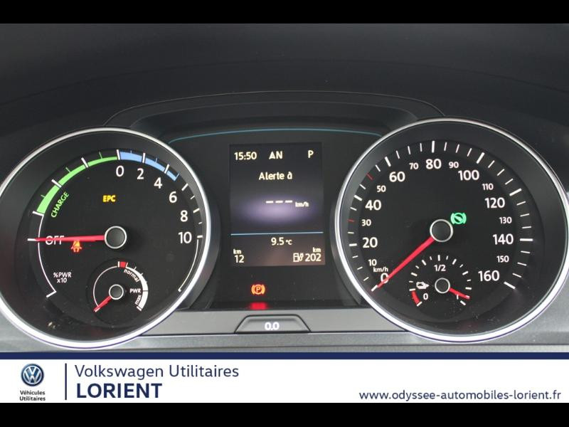 Photo 10 de l'offre de VOLKSWAGEN e-Golf 136ch 8cv à 22990€ chez Odyssée Automobiles - Volkswagen Lorient