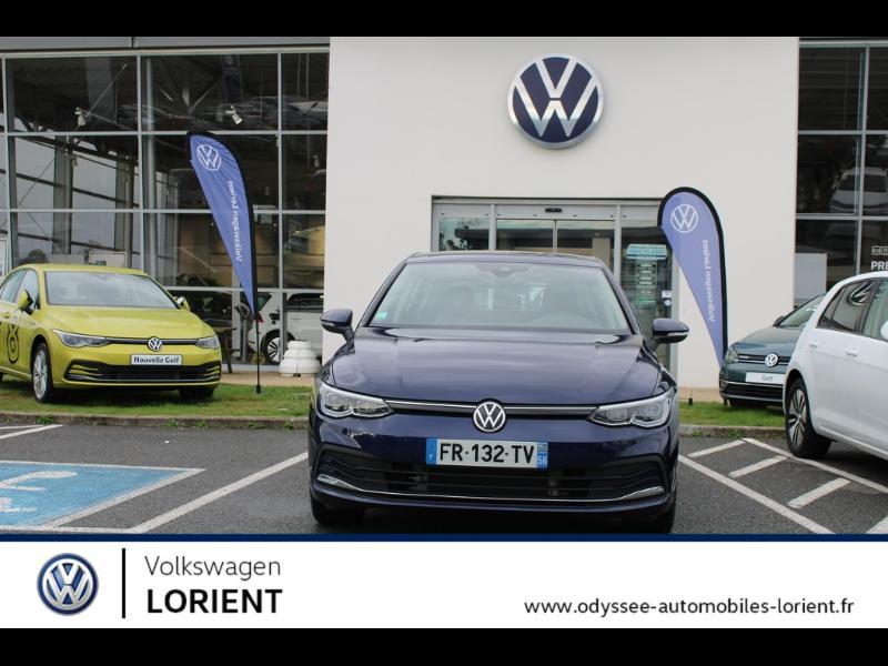 Photo 2 de l'offre de VOLKSWAGEN Golf 8 1.5 TSI Mild Hybrid 150 ch DSG7 Style à 32990€ chez Odyssée Automobiles - Volkswagen Lorient